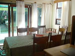 Buffalo Bay Holiday Accommodation - Sharalumi Dining Room